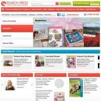 Find out how Search Press inspire my watercolour creativity