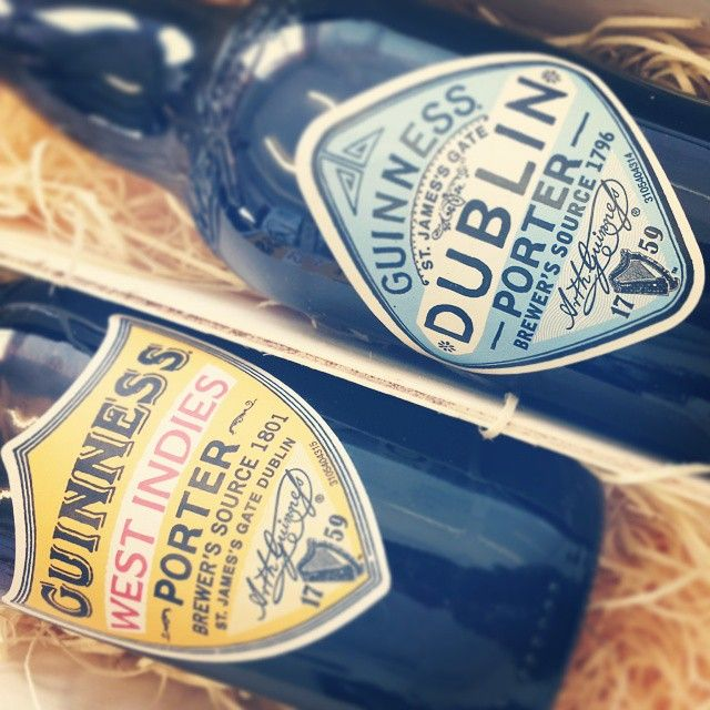 We're amongst the first to stock the two new versions of Guinness!  #guinness #thebrewersproject #porter #beer #irish #dublin