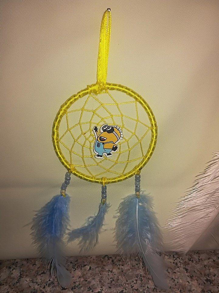 #Álomfogó #dreamcatcher #minyon #minion