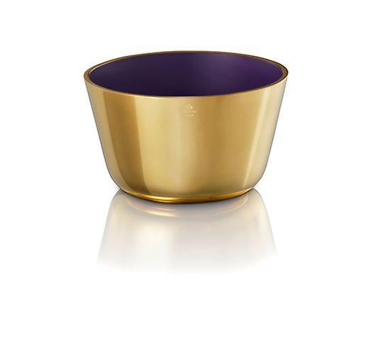 Guld skål från Skultuna #present #cervera #brollopstorget