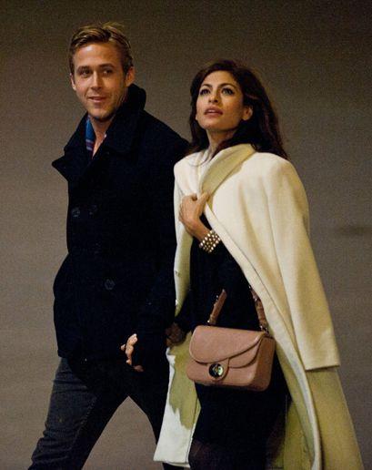 'cavorting in paris with eva mendes'