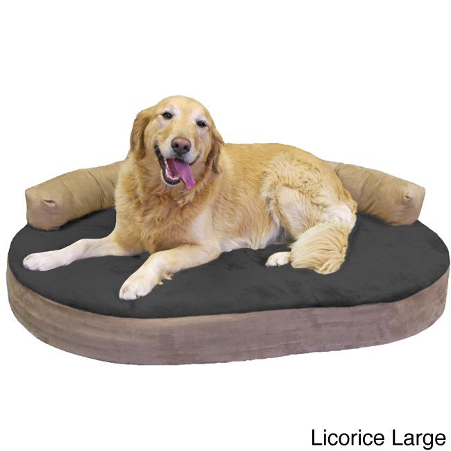 Integrity Orthopedic Joint Relief Bolster Dog Bed