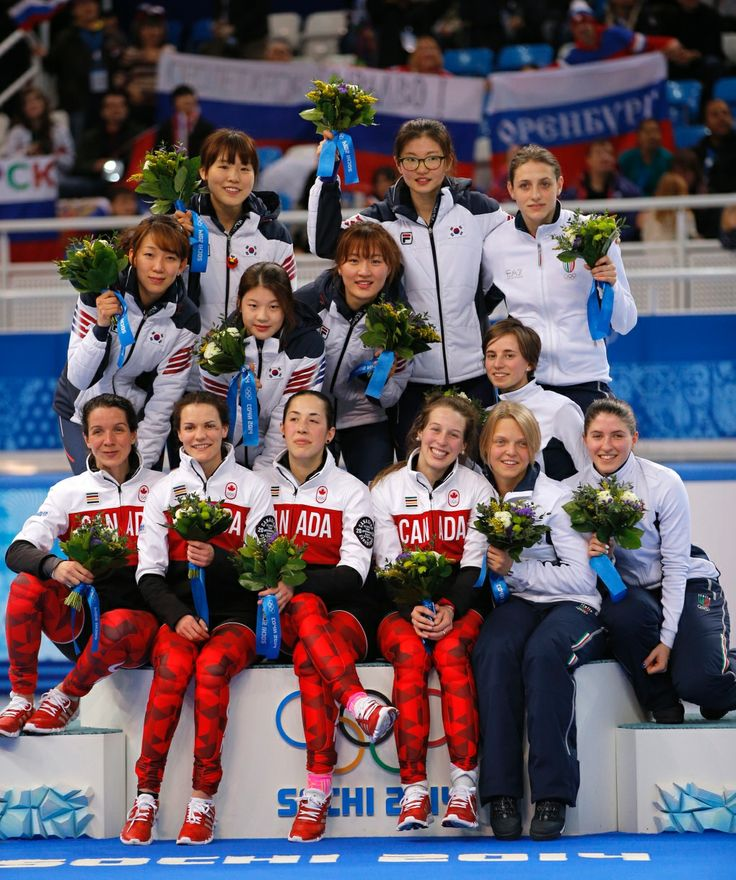 photos canada at sochi games day 11 of competition