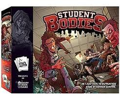 Image result for student bodies zombie board game
