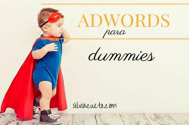 Hace tiempo escribí un par de artículos sobre Adwords pero con el tiempo me lié con otros asuntos y ahí lo dejé. Hoy tengo el placer de presentarte a una persona especialista en Google Adwords de hecho es certificado. Y ahora sí os dejo con su intro ;-) Hola a todos. En primer lugar quiero agradecer