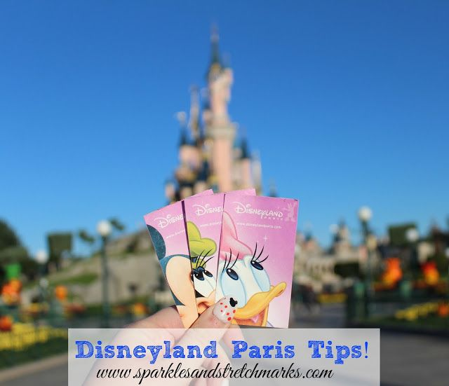 Sparkles & Stretchmarks: A UK Parenting & Pregnancy Blog: Top Tips For Disneyland Paris