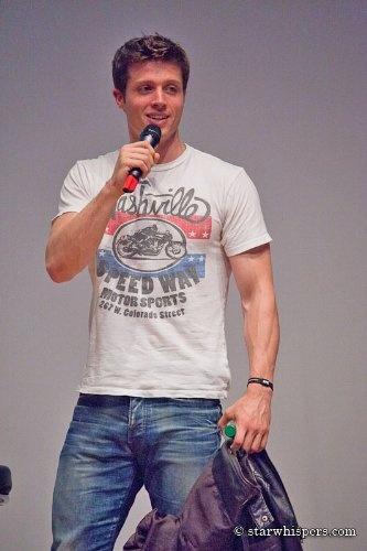 Whoa! Brock Kelly's aging as well gracefully as Jensen.