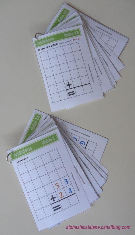 Les 25 meilleures id es concernant multiplication sur for Voir les tables de multiplication