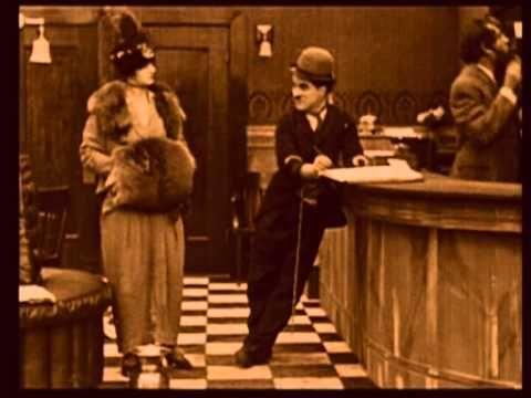 찰리 채플린 1915. 밤샘 (단편) A Night Out.1915.SBC.avi