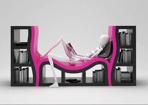 Bücherregal kreativ  43 besten Libreros Bilder auf Pinterest | Haus, kreative ...