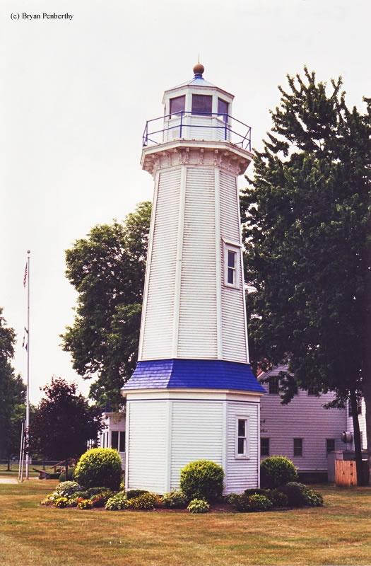 Grand Island Front Range Lighthouse in Grand Island, New York