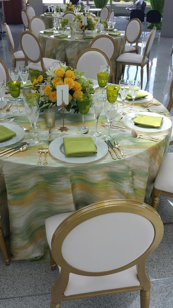 Linen Effects Wedding, Party, and Event Rental Decor