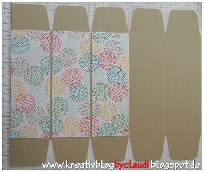 Raffaello-Verpackungen mit dem Board für Geschenktüten