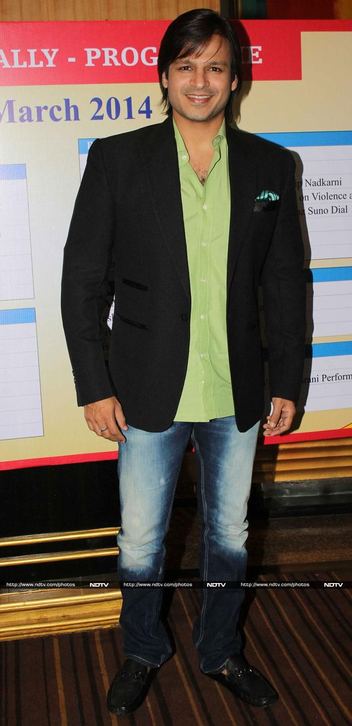 Bollywood Actor Vivek Oberoi