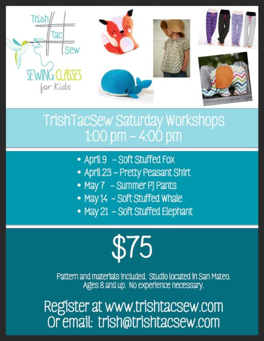 workshop flyers