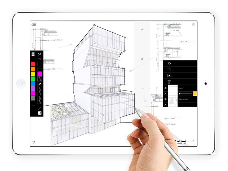 morpholio launches two powerful design tools for apple's latest iPad pro and pencil