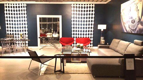 Interiorismo en espacio de exhibición – Fontenla Casa – Inés Calamante