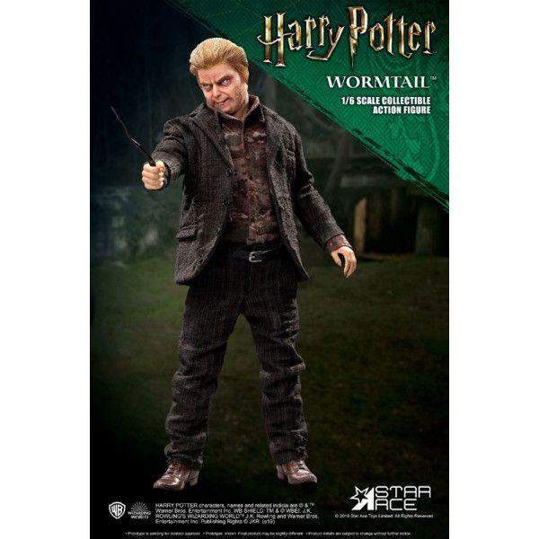 Jetzt Vorbestellen Harry Potter Wormtail Peter Pettigrew Kratze My Favourite Movie 1 6 Actionfigur Pr Favorite Movies Harry Potter New Peter Pettigrew