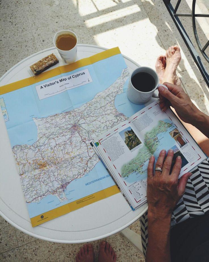 Pau Map%0A Exploring Cyprus