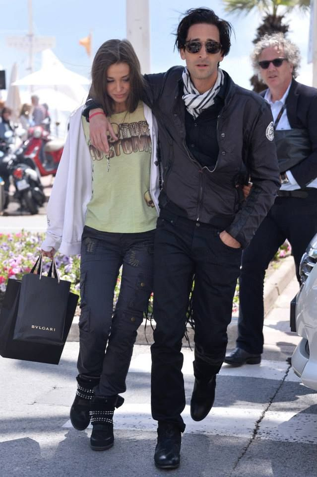 17 Best images about D... Adrien Brody Married