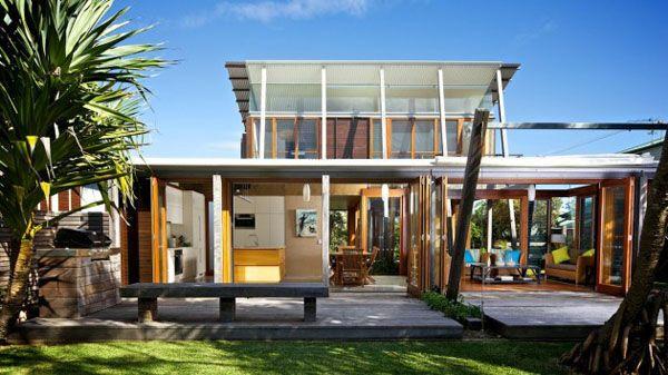 Currimundi Beach House family retreat in Australia