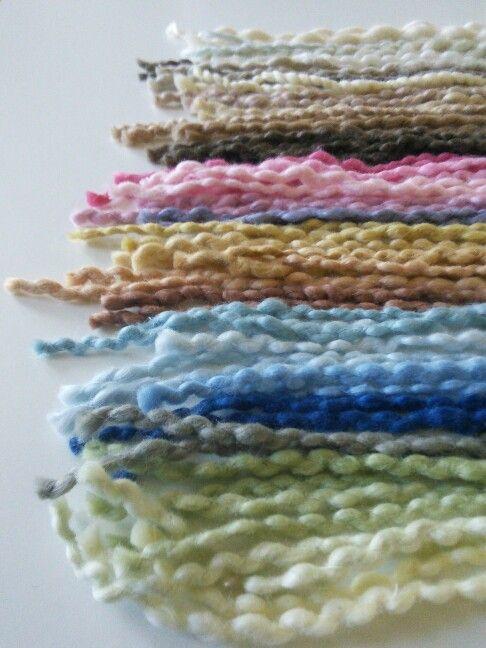 Värejä valittavaksi / colors to choose from. Ecobutterfly Mariposa organic fair trade yarn.