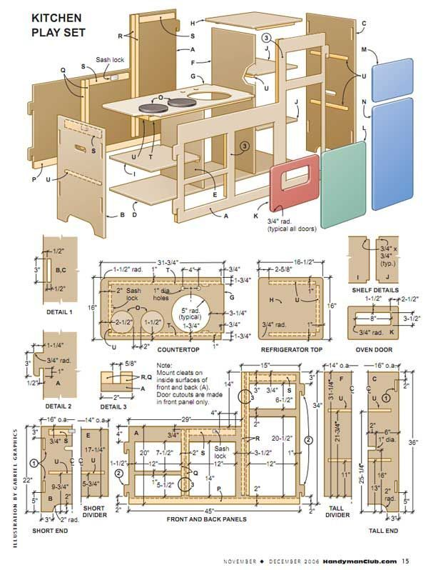 Wooden Play Kitchen Plans best 25+ kids play kitchen ideas on pinterest | play grocery store