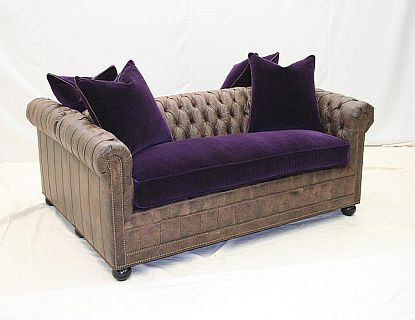 Old Hickory Tannery Back To Back Sofa OHT Sofa Sale Hickory Park Furniture  Galleries