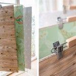 Anleitung für selbstgemachte DIY Foto Hintergründe aus Karton für Blogger
