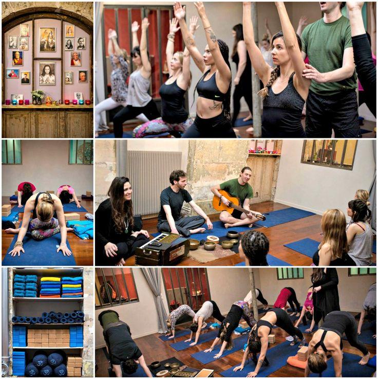 Journée découverte du nouveau centre Caelo Yoga au coeur de Paris !