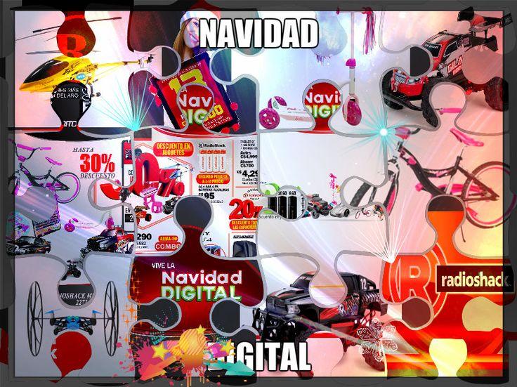 Los regalos de esta Navidad son Digitales y están en .......