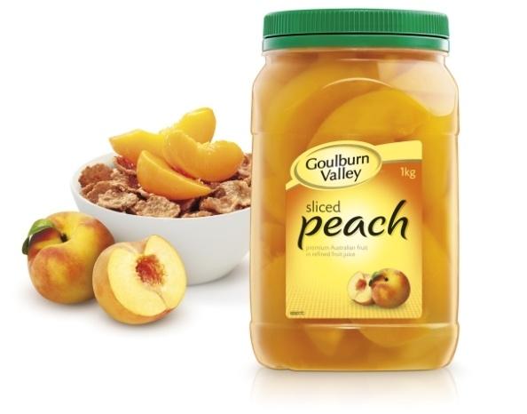 Goulburn Valley - Australian market leader in fruit - pure and premium - yum!