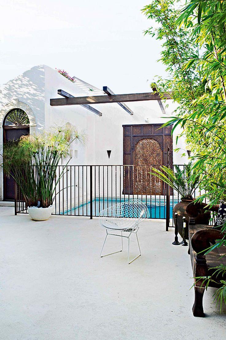 15 of the best backyard pools. Photography by Mark Roper. Styling by Glen Proebstel.