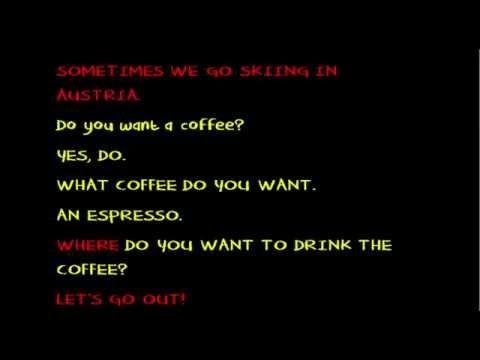 Engleza incepatori- Do you want a coffee? - Pasul 2, Lectia 7