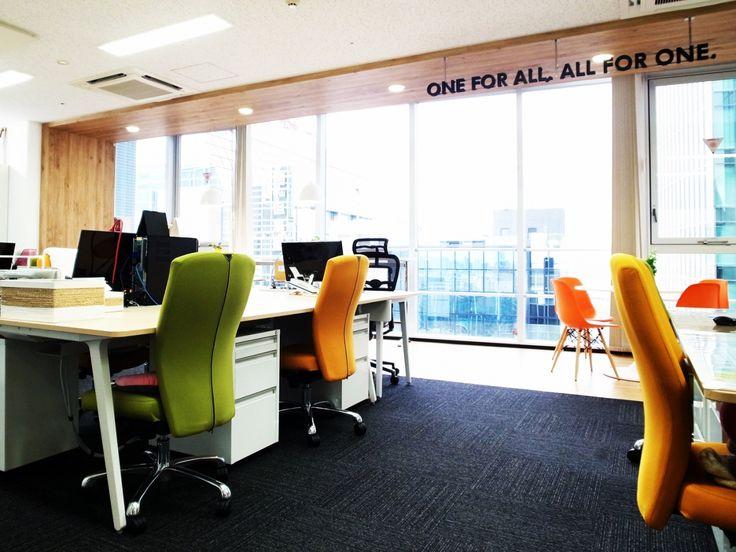 木のリズムと五感を楽しませるナチュラルオフィス  オフィスデザイン事例 デザイナーズオフィスのヴィス
