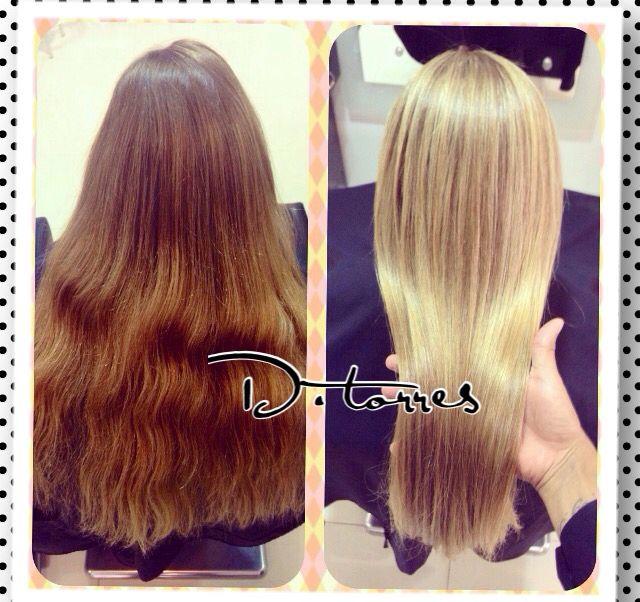 New hair!'