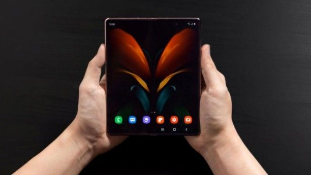 Samsung S New Foldable Phone Is Its Biggest Newest Smartphones Foldables New Technology