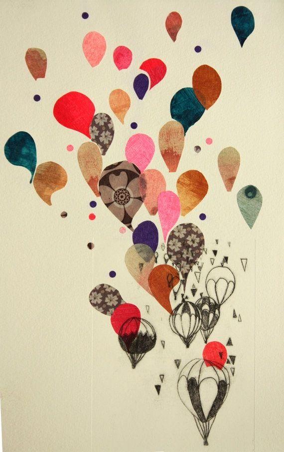 Baloons wallpaper