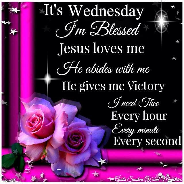 Good morning dear friend!  We are blessed...Jesus loves us, He abides with us, He gives us Victory...We need Him every second, minute and hour of the day! May His Loving arms wrap around you today and bless you with happiness and peace. Sending love, hugs and smiles to you. Noni. xoxo's