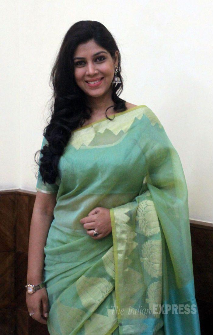 Sakshi Tanwar at the Inaugural Ceremony of the National Children Film Festival