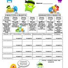 I use this in my classroom with Class Dojo for students to log their points earned for the day for a monthly period of time. Tips on how to use thi...
