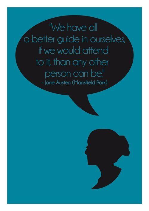 Mansfield Park Quotes: Jane Austen, Mansfield Park
