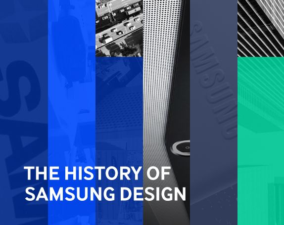 The History of Samsung Design - Looking back on 40 years of Samsung Design.