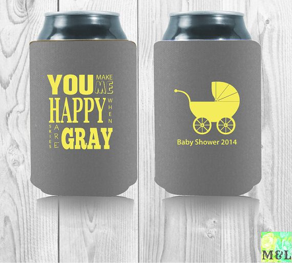 gray baby showers baby shower gifts party stuff grant coolers