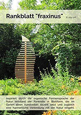 Dobar Design Pflanzen Rankhilfe Rankgitter Rankgerust Natur 76 X
