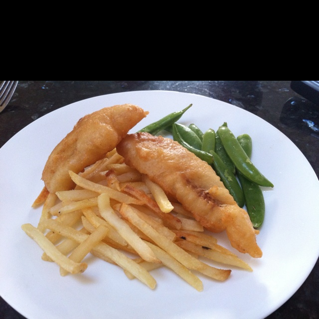 Fish & Chips | main dishes | Pinterest