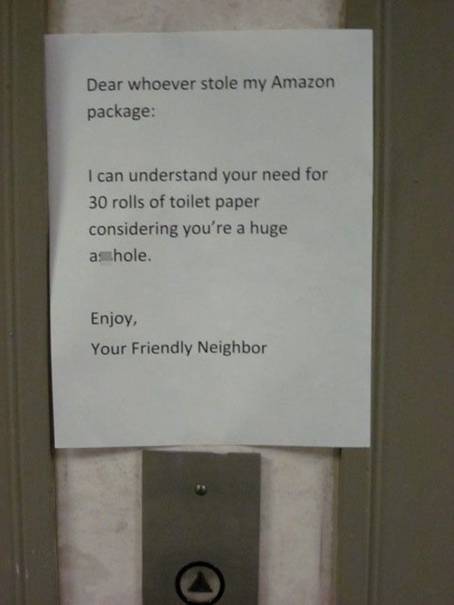 34 Masters of Passive Aggressive Notes