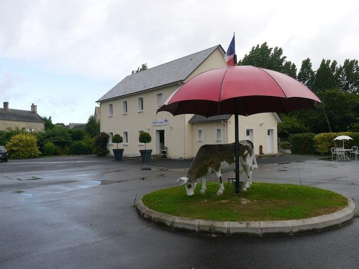 Crépon (Calvados) - Fabrication française de parapluies