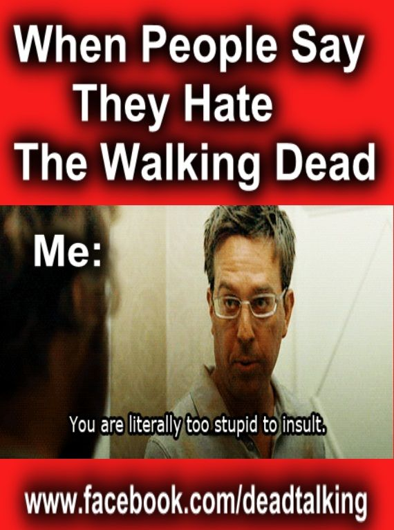 TWD and Hangover... 2 of my favorite things!