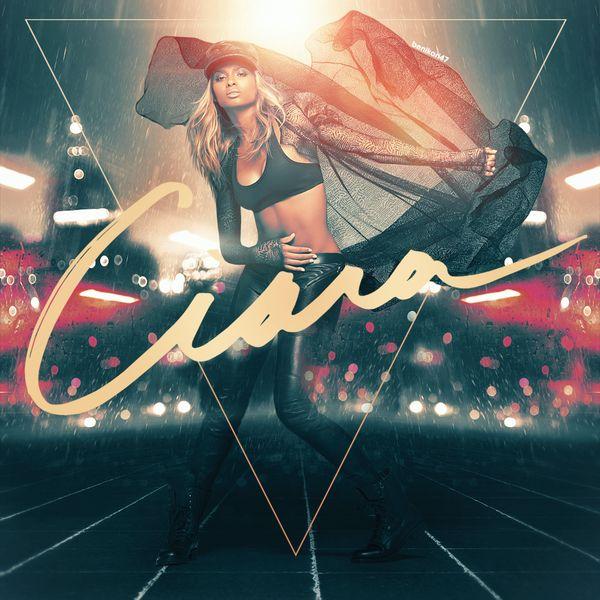 Ciara   Ciara   Album Cover